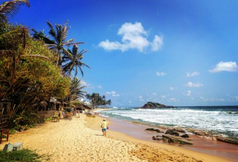 Sri Lanka Itinerary Quick Notes